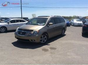 2008 Honda Odyssey Touring GPS-DVD-CUIR-8 PASSAGERS