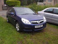 VECTRA 1.9 CDTI EXCLUSIVE 2009 150BHP 6 SPEED MANUAL. Stunning Car £2150