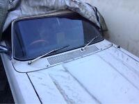 1969 Mrk1 Ford Capri (1600 Deluxe)-complete vehicle