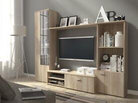 Hugo living room furniture set with TV stand
