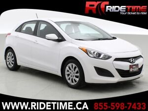 2014 Hyundai Elantra GT GL - Automatic, Heated Seats, Bluetooth,
