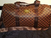 Louis vuiton gym/duffle bag £40