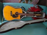 Mint electro acoustic guitar Tanglewood TN5 DCE