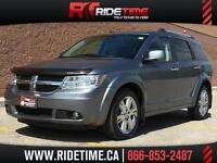 2009 Dodge Journey R/T AWD - Chrome Alloy Wheels, Leather Seats