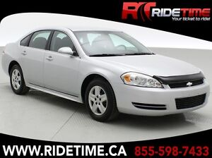 2011 Chevrolet Impala - Power Driver Seat, Trunk Release