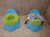 Dino Training Buddy potty by Summer