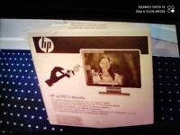 Cheap. HP Monitor. Brand New boxed. Excellent quality. Collect today cheap