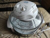 New Halogen Oven. Brand New. Collect today cheap. ideal Christmas present.