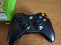 Microsoft Xbox 360 - 250GB Slim with 7 Games + 1 Controller