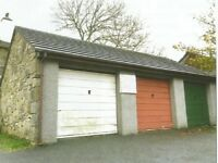 Good quality lock up garage in Pool, near Camborne, ideal for vehicle or storage.