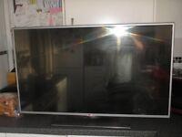 """spares or repair,42"""" lg tv"""