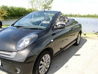NISSAN ESSENZA CONVERTABLE, HEATED SEATS,