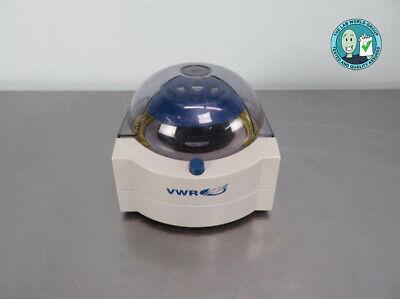 Vwr Galaxy Mini Centrifuge With Warranty See Video