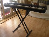 Excellent YAMAHA Keyboard - weighted keys/touch sensitive