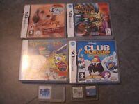 Nintendo D S Games