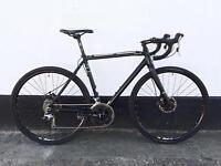 Fuji disc brakes 54 frame size fresh condition