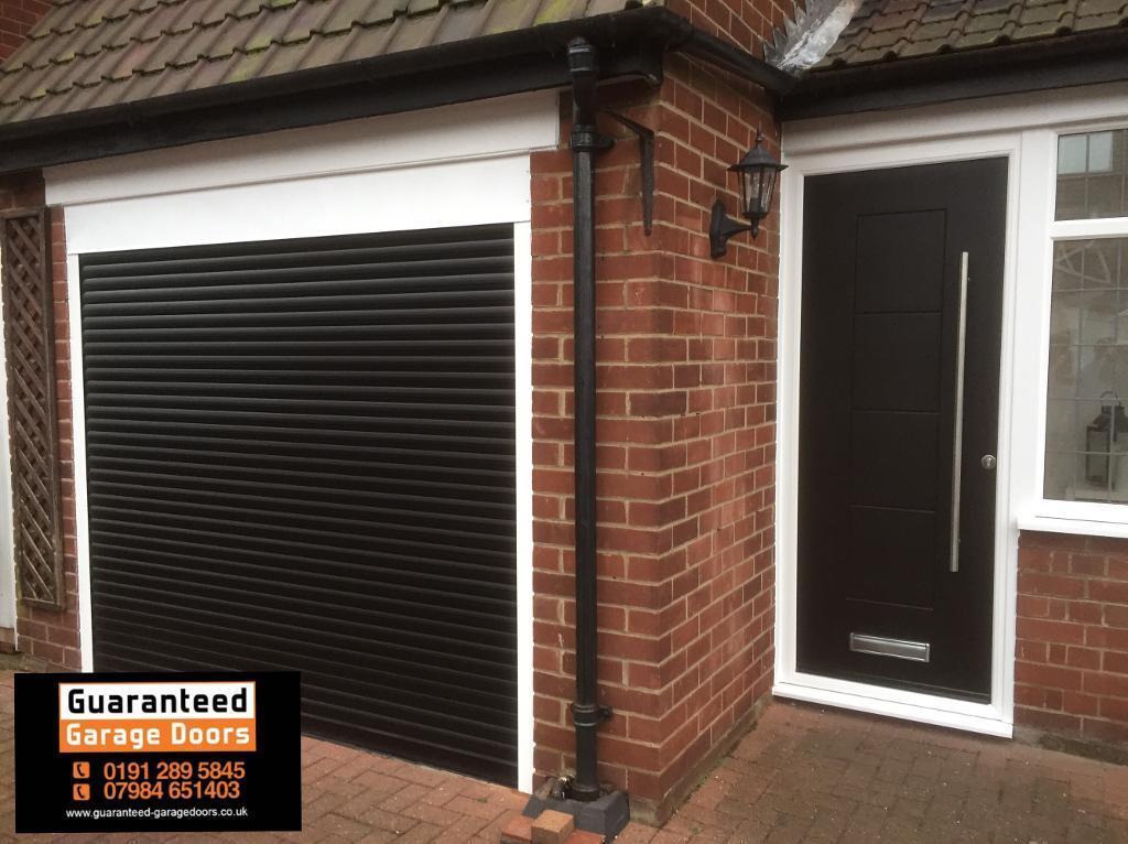 NEW AND PRE LOVED GARAGE DOOR SECURITY SHUTTER AND COMPOSITE DOOR INSTALLATIONS