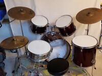 Tempo Drum Kit SOLD