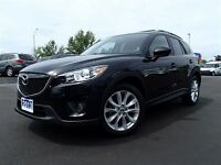 2013 Mazda CX-5 GT--AWD-HEATED LEATHER SEATS-SUNROOF