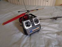 Radio Controlled RC Helicopter Drone: DragonFly Explorer & Controller