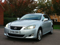 DISCOUNT!! LEXUS IS220D SE-L VERY GOOD CONDITION ,SUNROOF, HID HEADLIGHT, CLEAN INTERIOR