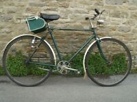 1951 BSA Light Tourist Vintage Bike