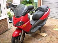Piaggio X9 250 with Low Mileage & Priced to sell