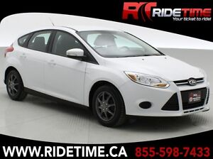 2013 Ford Focus SE Hatchback - Super Low KMs, Automatic, Remote