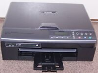 Brother Printer, Multi-function Printer Scanner/Copier, Hardly used