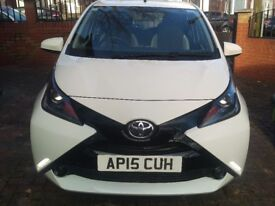 2015 Toyota AYGO VVT-I X-Play 1.0L 5dr Petrol Manual, ONLY 5,381 miles