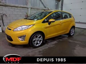 2011 Ford Fiesta SES Cuir Toit ouvrant