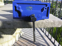 Vintage Record Woodworking Vice/ Small, Made in England