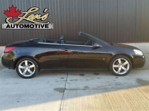 2006 Pontiac G6 GT Convertible - Come's with Safety!