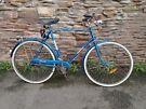 Men's town bike Raleigh traveller Bristol UpCycles bike gg
