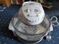 Large Visicook Halogen Oven. Brand new. Collect today cheap. ideal Christmas present.