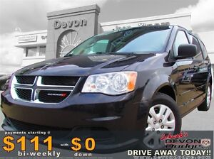 2014 Dodge Grand Caravan SXT//ACCIDENT FREE