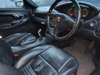 Porsche Boxster 2.7 2004, Very well looked after. clean inside and out, offers welcome
