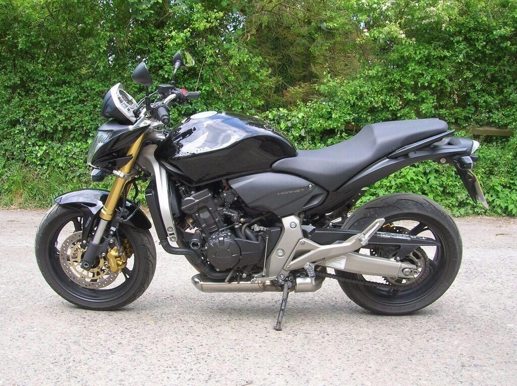 2008 Honda CB 600 F ABS: pics, specs and information