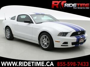 2014 Ford Mustang V6 - Automatic, Alloy Wheels, AUX Input