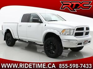 Lifted 2013 Ram 1500 SLT 4WD - ONLY $201 Bi-Weekly!