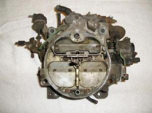 Carburateur Rochesteur 4 Barrils