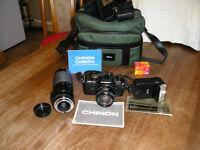 Chinon camera 35mm