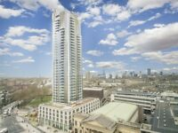 STUNNING ONE BEDROOM FLAT WITH BALCONY,EXTENSIVE FACILITIES &CONCIERGE IN THE TOWER,ONE THE ELEPHANT