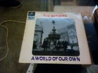 The Seekers - A world of our own Vinyl Record.