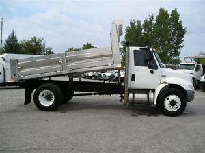 2014 International 4300 New PTO Aluminum Dump