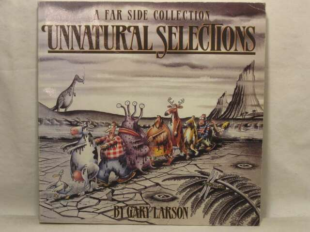Unnatural Selections: A Far Side Collection, Larson, Gary, Good Book