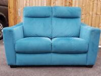 Sofa (2 Seater) - Teal colour
