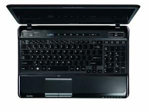 TOSHIBA satellite A660 Core i5 4GB 500GB GeForce 310m + Mc Office Pro , new open box