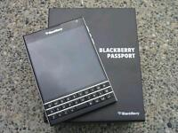 BlackBerry passport 32gb unlocked