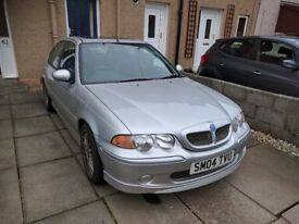 MG ZS 2004 - MOT Til 14th MAY 2018 - ONLY 65332 miles on the clock - Suspected Headgasket issue